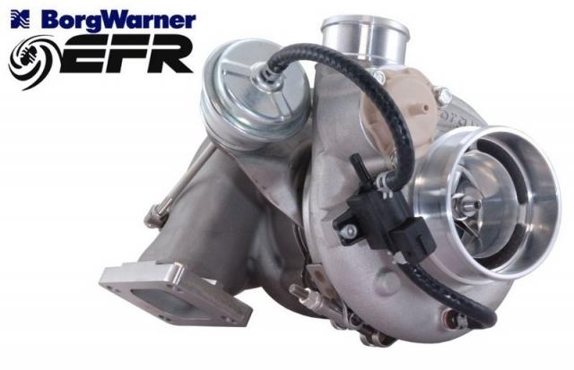 Borg Warner EFR Turbos