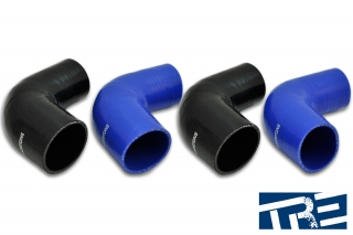 90 Degree Silicone Hose Reducers