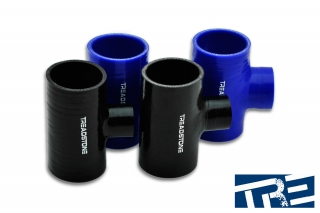 Silicone Hose T Adapter