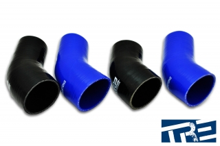 45 Degree Silicone Hose Reducers