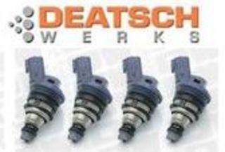 Deatschwerks Fuel Injectors