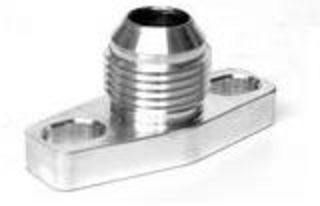 Turbo Oil Inlet and Drain Flanges