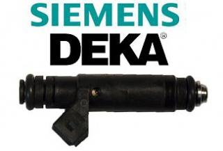 Siemens Deka Fuel injectors