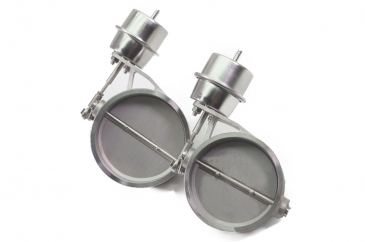 Stainless Steel Exhaust Bypass Valve (vacuum Activated)