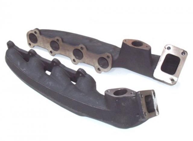Ford F150 Twin Turbo Manifolds