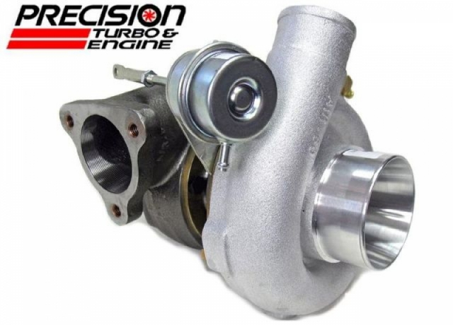 Precision Buick Turbine Housings