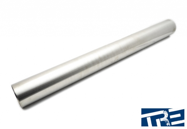 """1.50"""" Straight 304 Stainless Steel Mandrel Bend"""