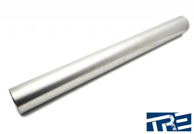 "3.0"" Straight 304 Stainless Steel Mandrel Bend (48"" Pipe Length)"
