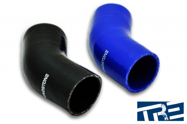 """45 Degree Silicone Hose Couplers 3.00"""""""