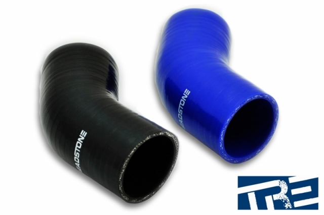 45 Degree Silicone Hose Couplers 2.75""