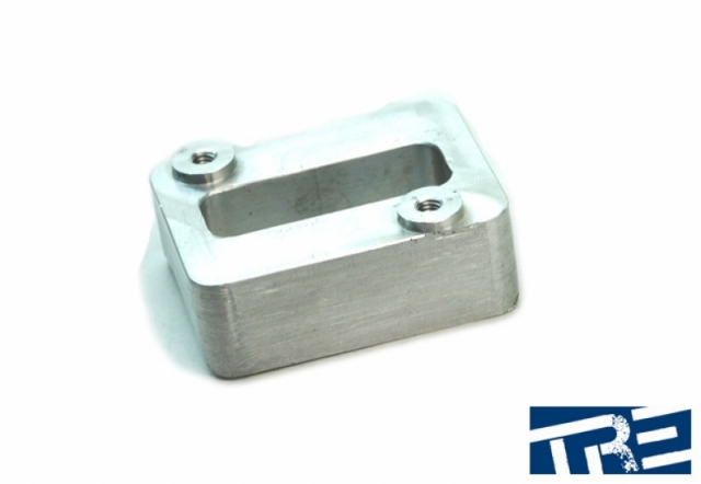Hitachi Slot Style MAF Mass Air Flow Adapter Flange (Extra Thick for Welding)