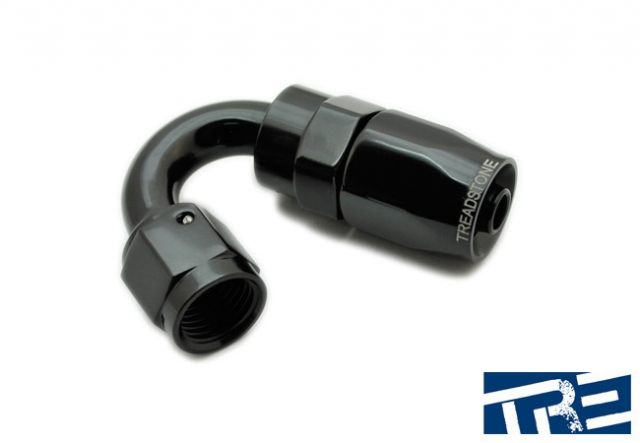 6AN Swivel-Seal Hose End - 150 Degree