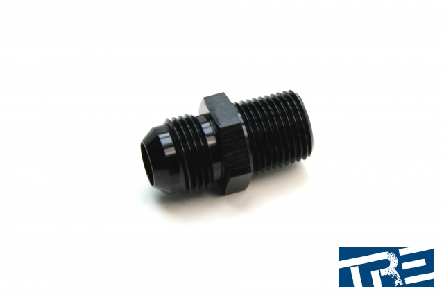 """10AN to 3/4"""" NPT Straight Adapter"""