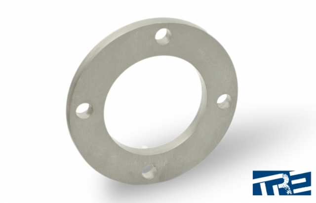 Stainless T4 On Center Outlet Flange