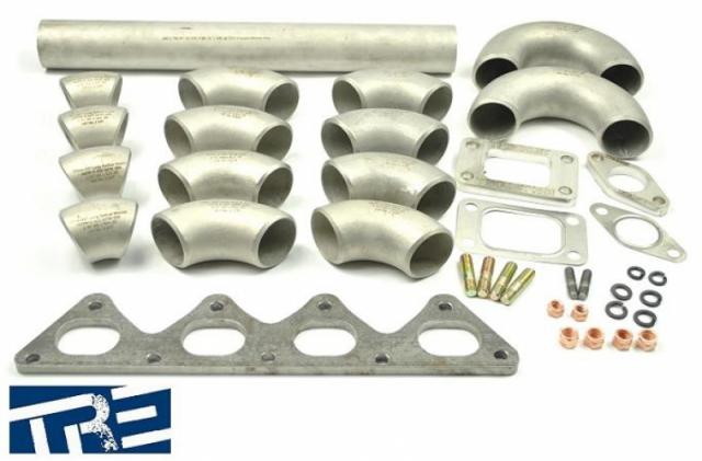 Honda B Series DIY Tubular Manifold Kit