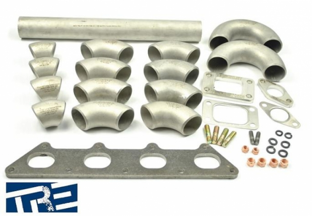 Mitsubishi  EVO 4G63 DIY Tubular Manifold Kit