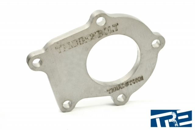 Stainless Mercedes 5 Bolt Downpipe Flange
