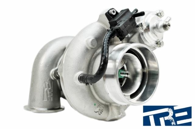 BorgWarner 8374 Treadstone V-Band Turbine Housing TRE8374VB