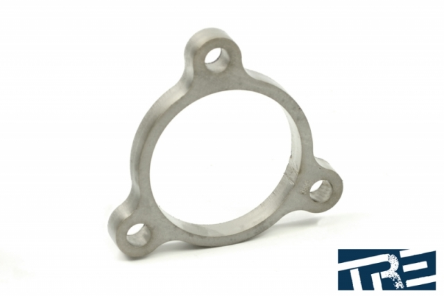 Stainless 3 Bolt Internal Wastegate Downpipe Flange