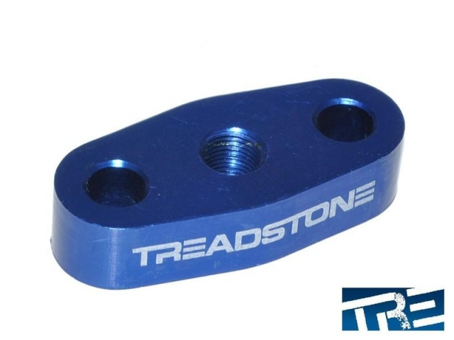 T3 and Garrett Oil Inlet Feed Flange