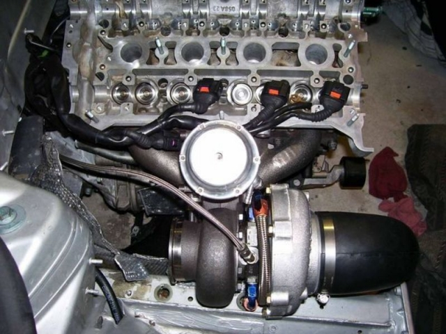 VW 1.8T Turbo Manifold ( OUT OF STOCK)