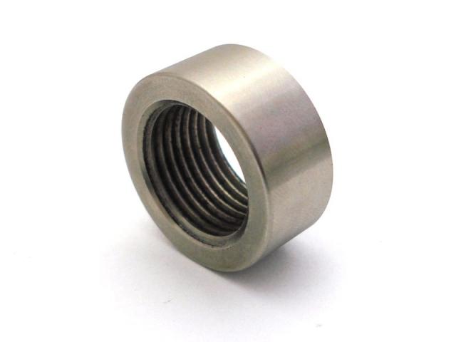 Steel o2 Bung