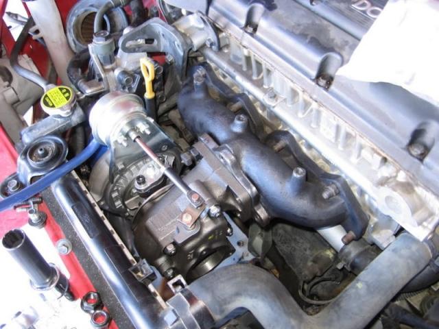 Hyundai Elantra Turbo Manifold