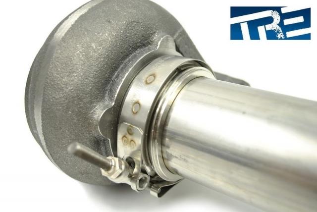 T3 T31 Turbine V Band Outlet Flanges