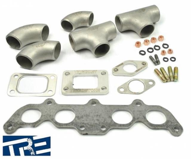 Toyota MR2 3SGTE DIY Log Manifold Kit