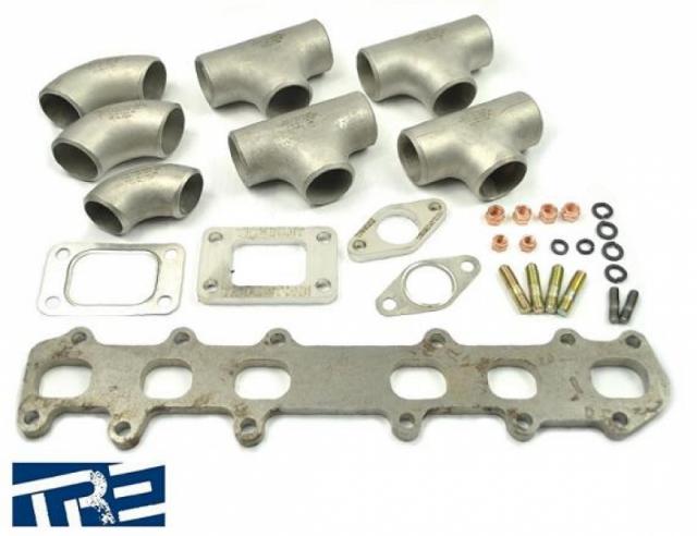 Toyota Supra 1JZGTE DIY Log Manifold Kit