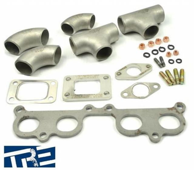 Toyota Tacoma DIY Log Manifold Kit