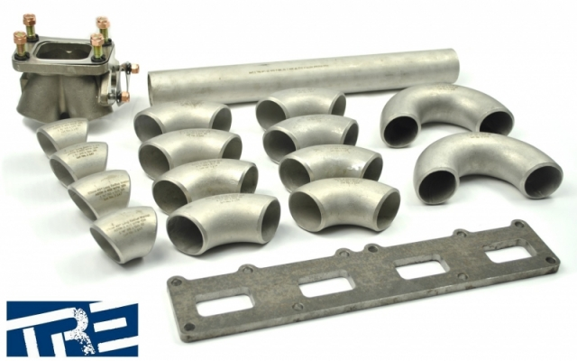 Dodge SRT4 DIY Manifold Collector Kit