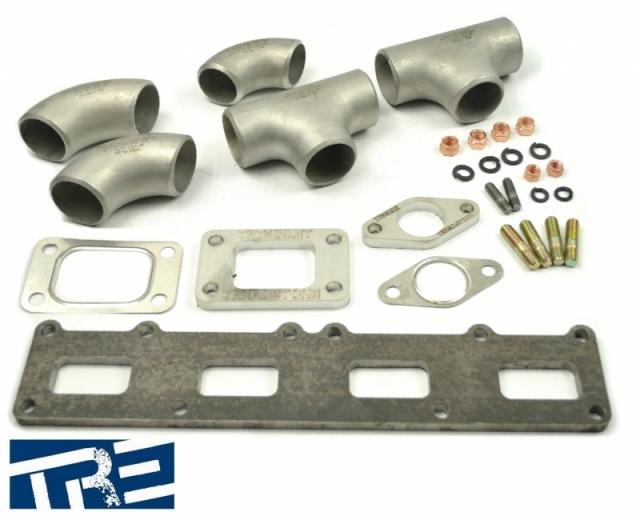 Dodge SRT4 DIY Log Manifold Kit