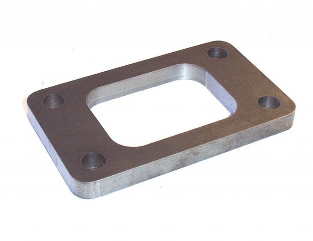 "Steel T3 Turbo Inlet Flange 1/2"" Thick"