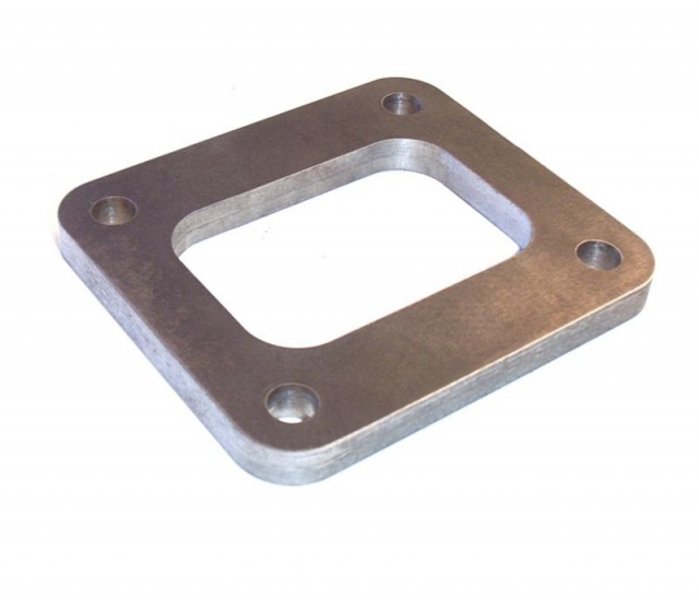 "Steel T4 Turbo Inlet Flange 1/2"" Thick"