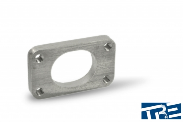 """1/2"""" Stainless Tapped T3 Turbo Inlet Flanges"""