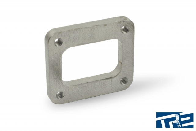 """1/2"""" Stainless Tapped T4 Turbo Inlet Flanges"""
