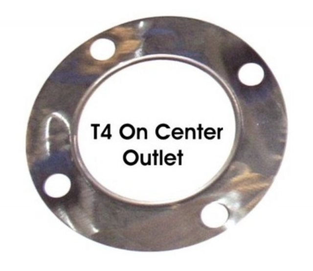 T4 On Center Turbine Outlet Turbo Gasket