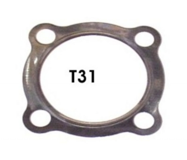 T3 4 Bolt Turbine Discharge Turbo Gasket T31 Style