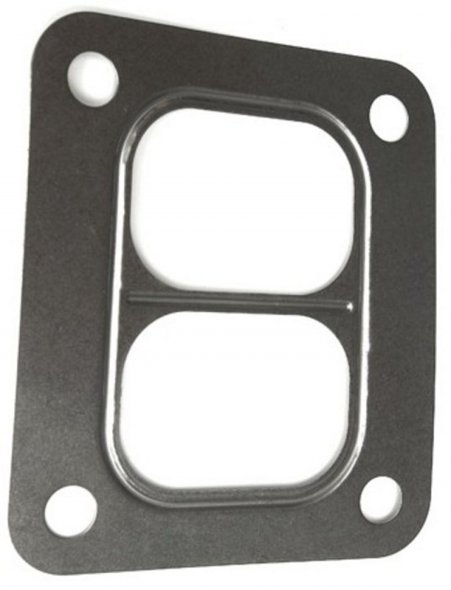 T4 Twin Scroll Divided Turbine Inlet Turbo Gasket