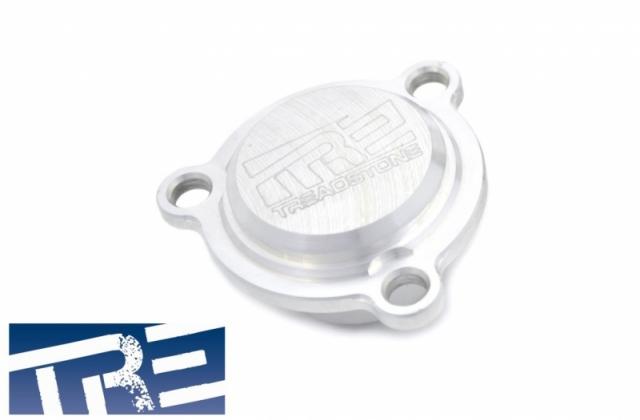 Block-off flange (plug) for OEM Diverter valve, Volvo C30, 2.0T FSI/TSI