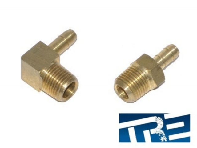 Vacuum Hose Barb Fittings