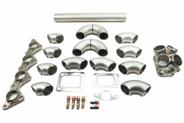 DIY Weld El Turbo Manifold kit ( no head flange)