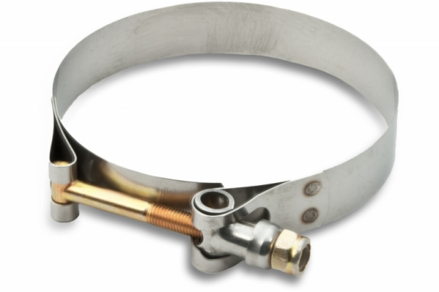 """4.00"""" T-bolt Clamps"""
