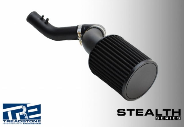 Stealth Black Air Filters, Small