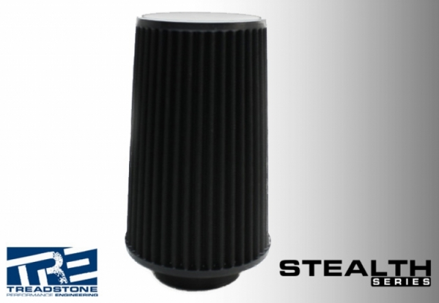 Stealth Black Air Filters, Large