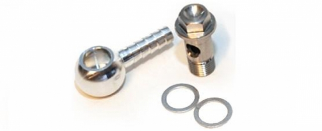 Tial 10MM Air Fitting - Single