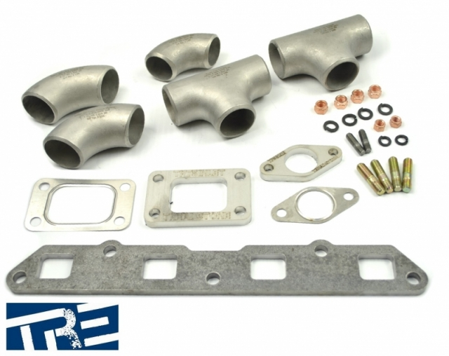 Toyota Corolla 1.8 3TC DIY Log Manifold Kit
