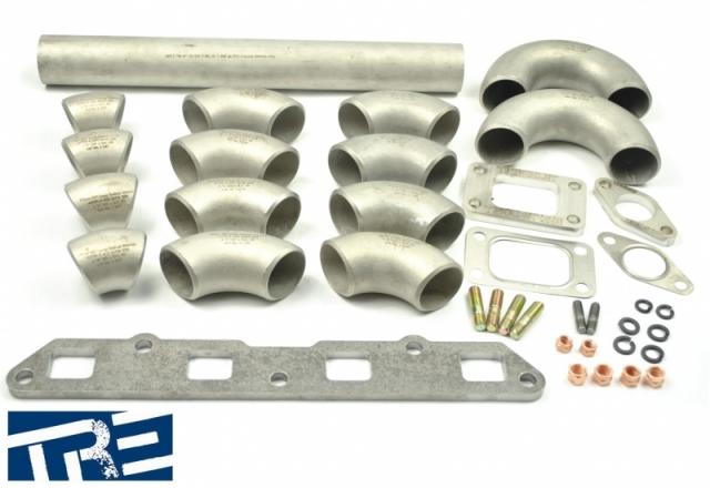 Toyota Corolla 1.8 3TC DIY Tubular Manifold Kit