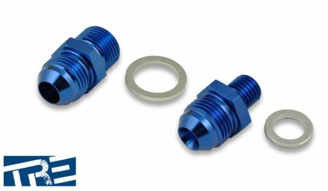Bosch 044 Fuel Pump -8 AN Fittings Set